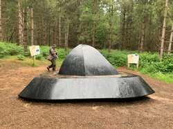 The UFO site