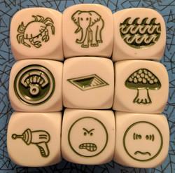 Paul's Story Cubes