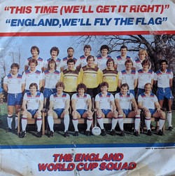 England World Cup 82 Song