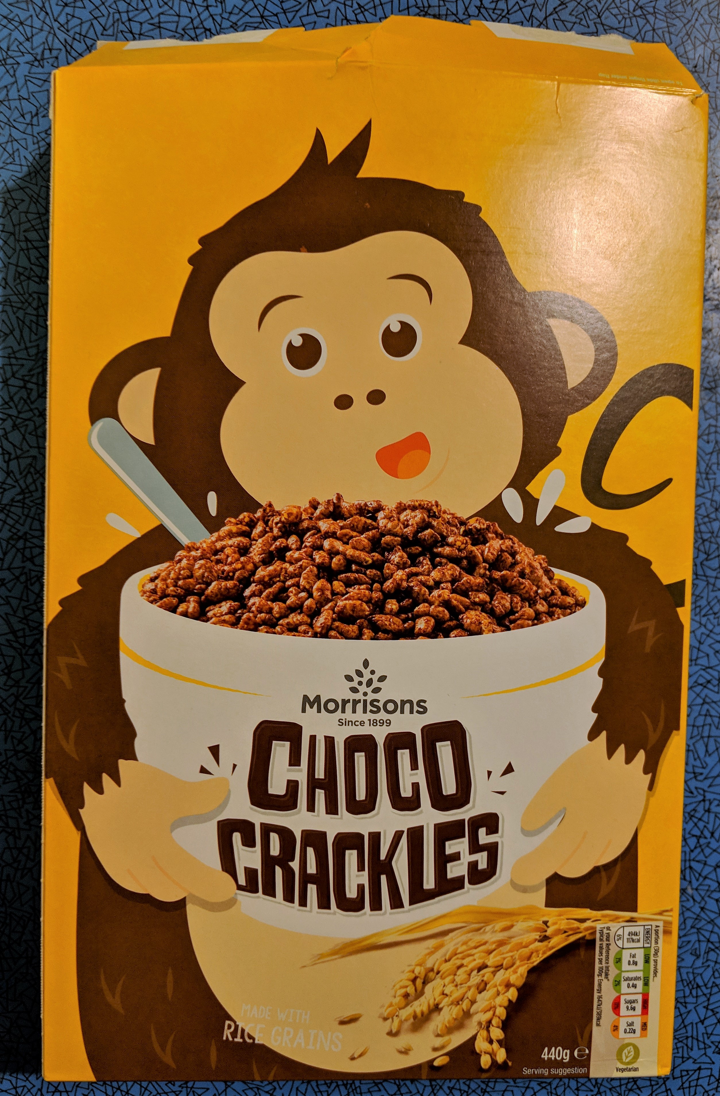 Choco Crackles