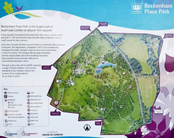 The Map of the Park