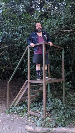 20 Eli Climbs the Hangman's Stairs
