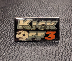 Kick Off 3 Badge