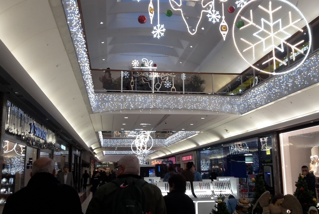 Inside Brent Cross