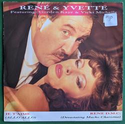 Rene & Yvette Je T'aime Front