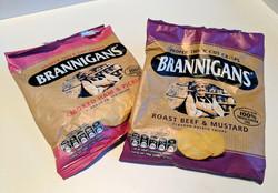 Brannigan's Crisps