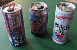 Three Cherry Drinks
