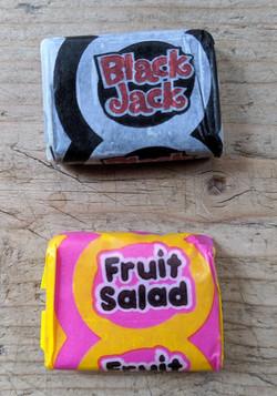 Fruit & Black
