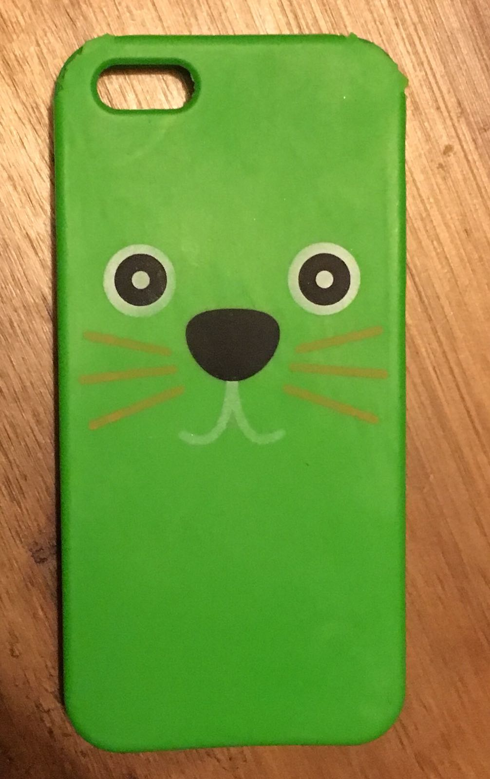 Green iPhone Thing