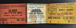 Concert Tickets 03