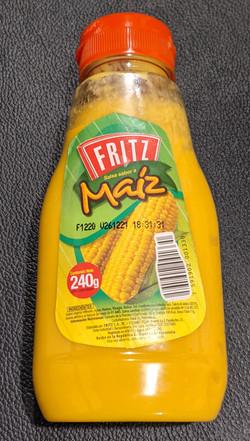 Corn Sauce