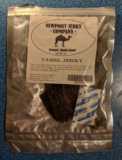 Camel Jerky