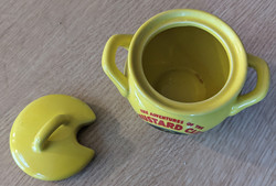 Inside the Mustard Gang Pot