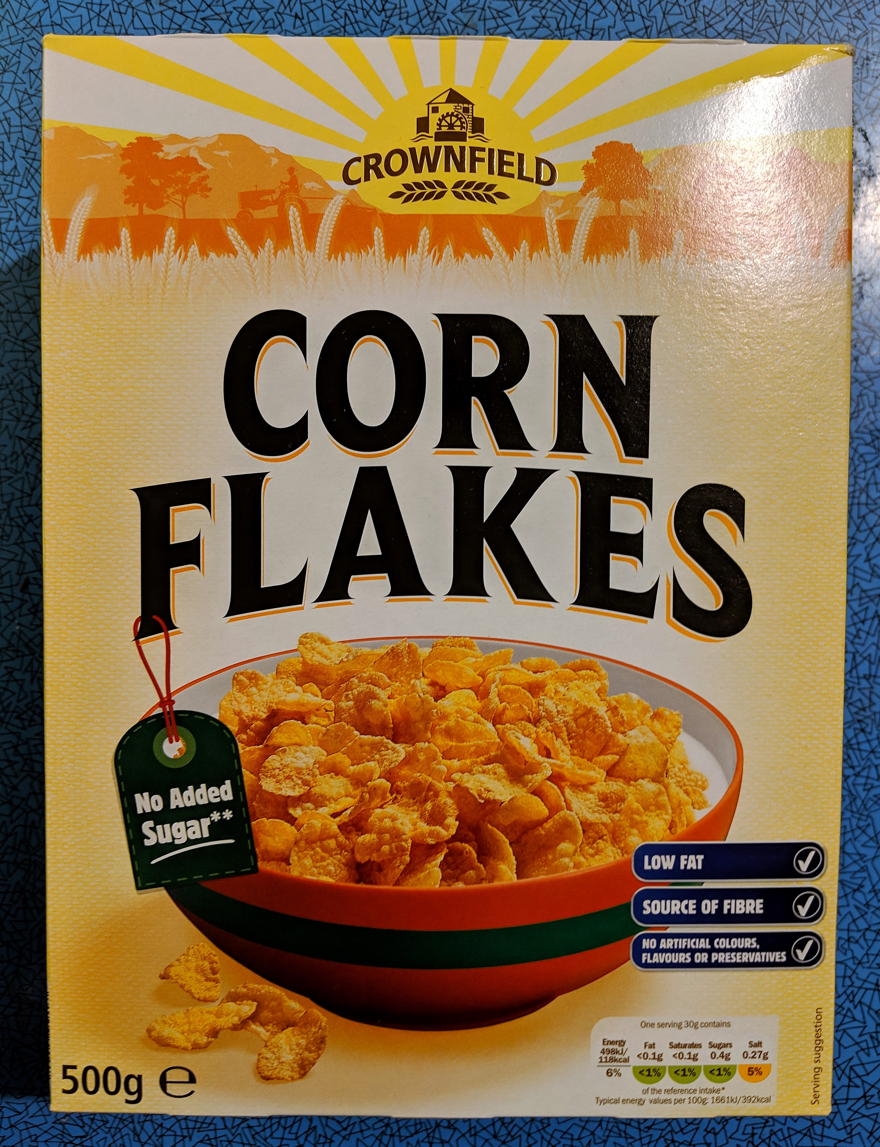 Aldi Corn Flakes