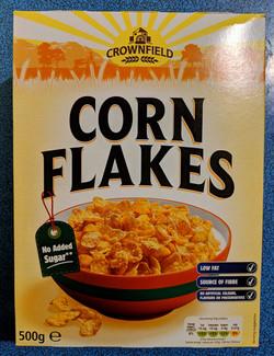 Aldi Corn Flakes
