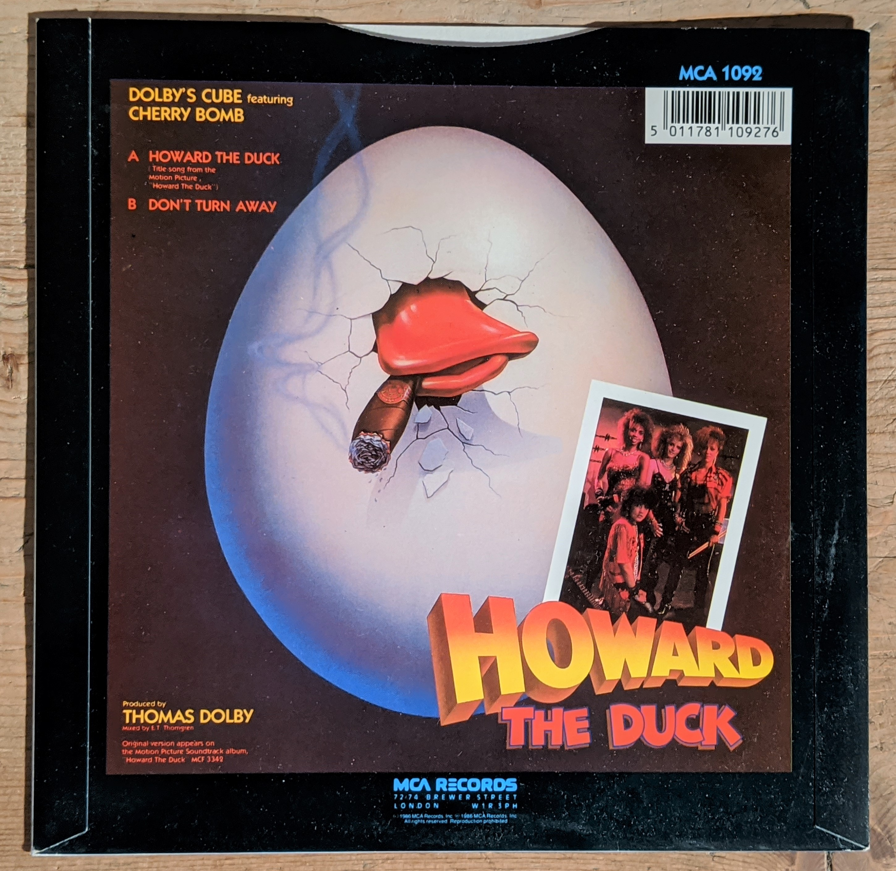 Howard The Duck Single 02