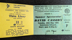 Concert Tickets 02