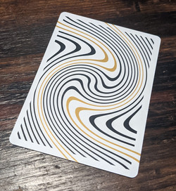 Whirl Card Reverse
