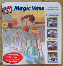 Magic Vase Package