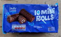 10 Mini Rolls