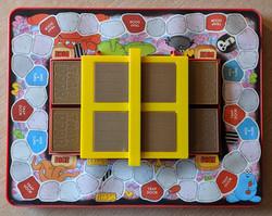 Trap Door Board Game