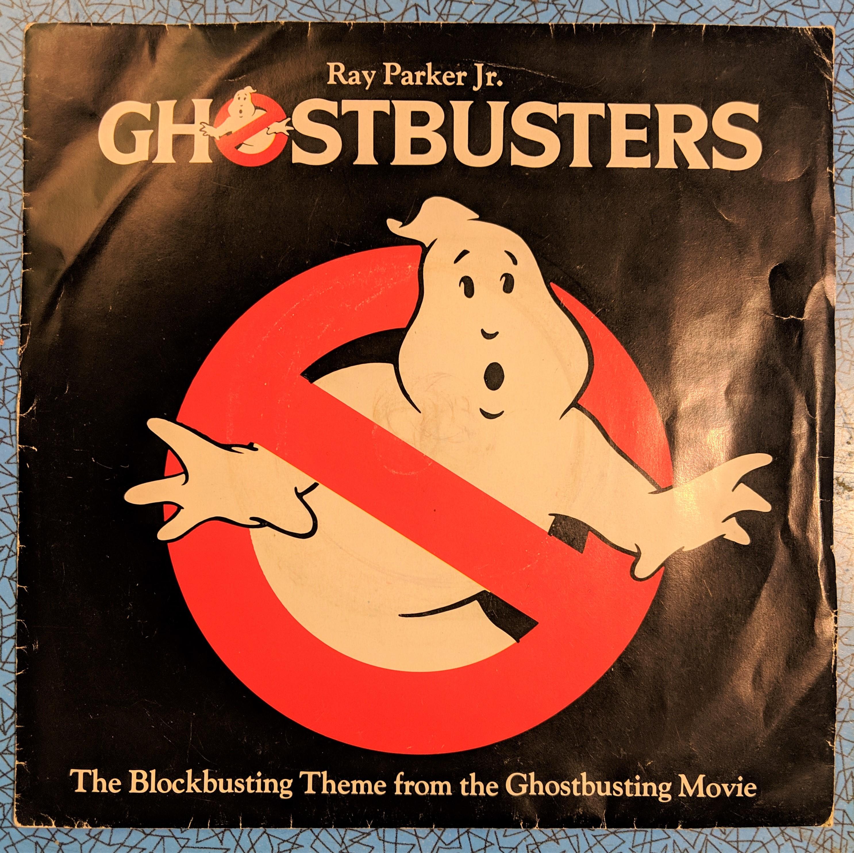 Ghostbusters Vinyl