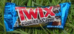 Twix Cookies and Cream