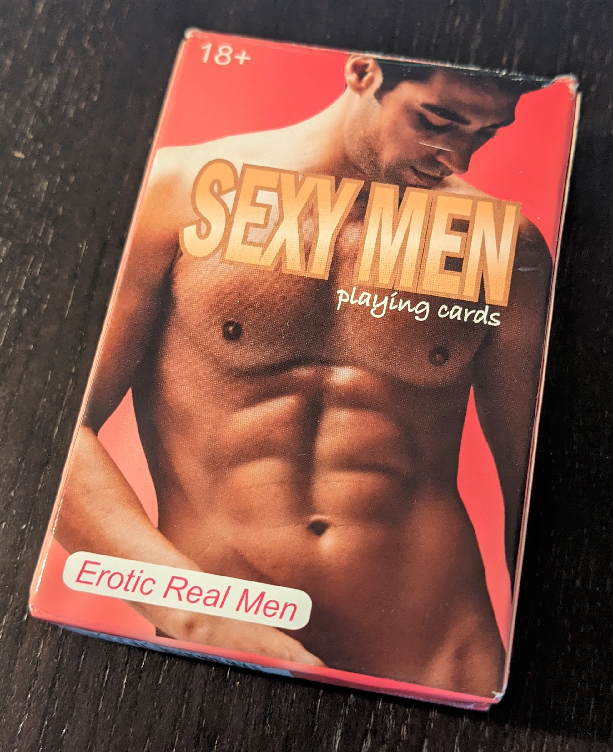 Sexy Men Cards