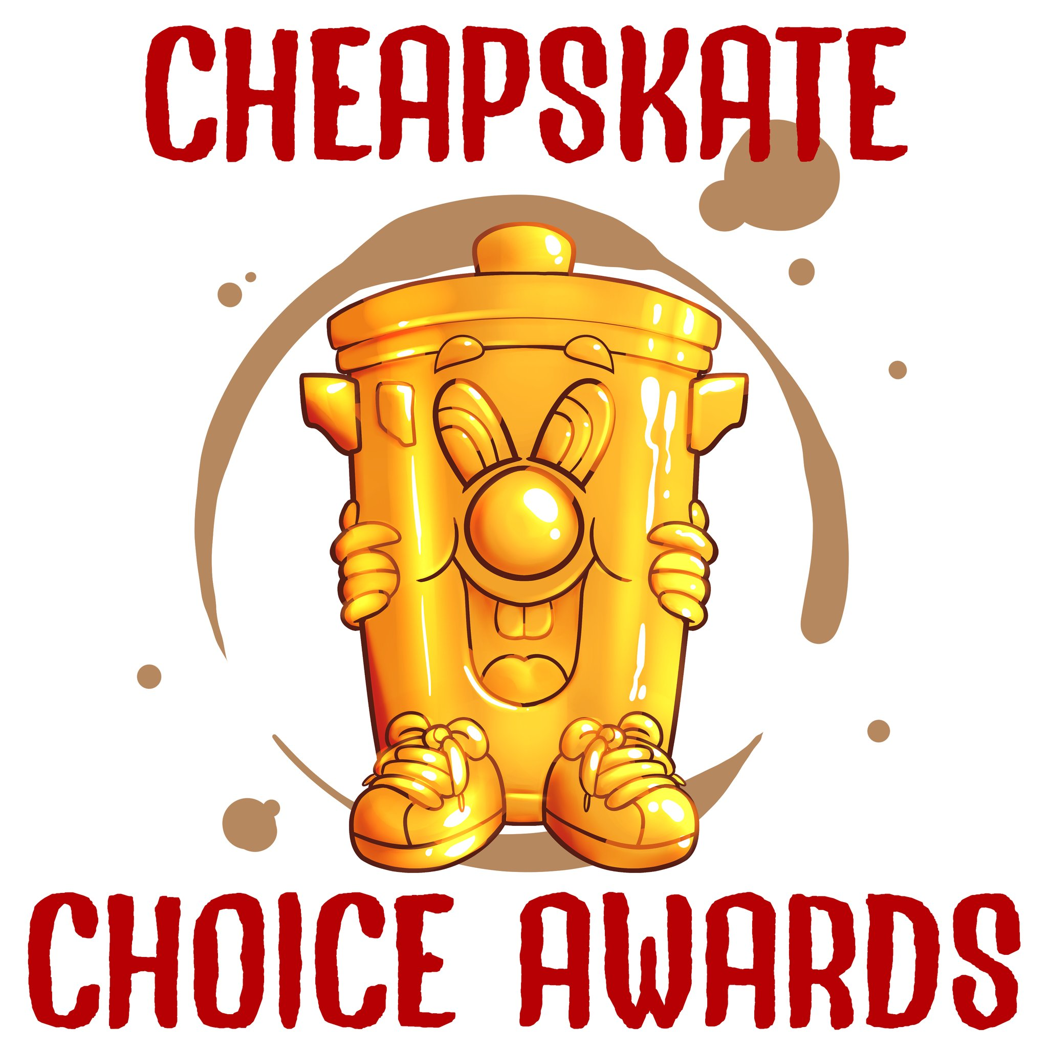 CheapShow Awards Logo