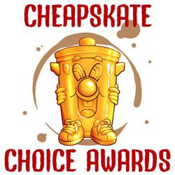 CheapShow Awards Logo