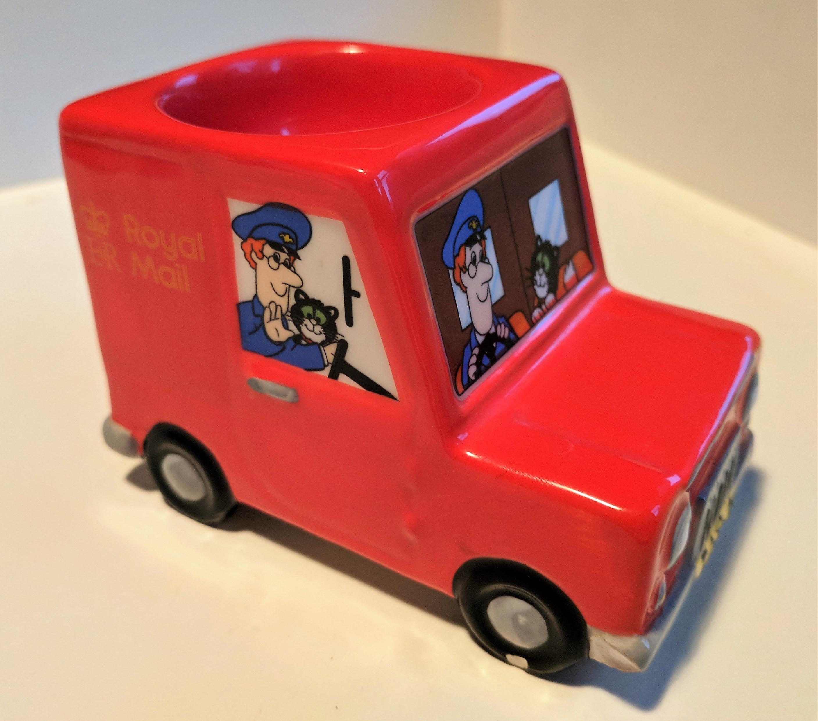 Postman Pat Egg Van