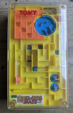 Mini Rock N Roll Maze