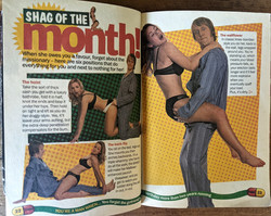 Shag of the Month