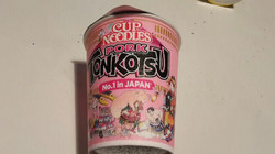 nissin pork