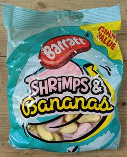 Barrett's Shrimps and Bananas