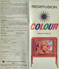 Rediffusion Pamphlet