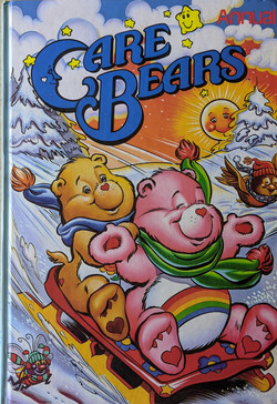 Care Bears Annual Front