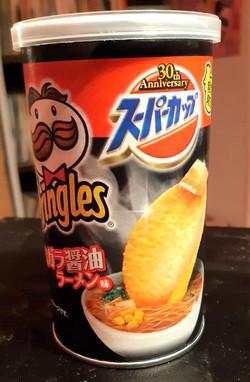 Pringles Instant Noodle Flavour