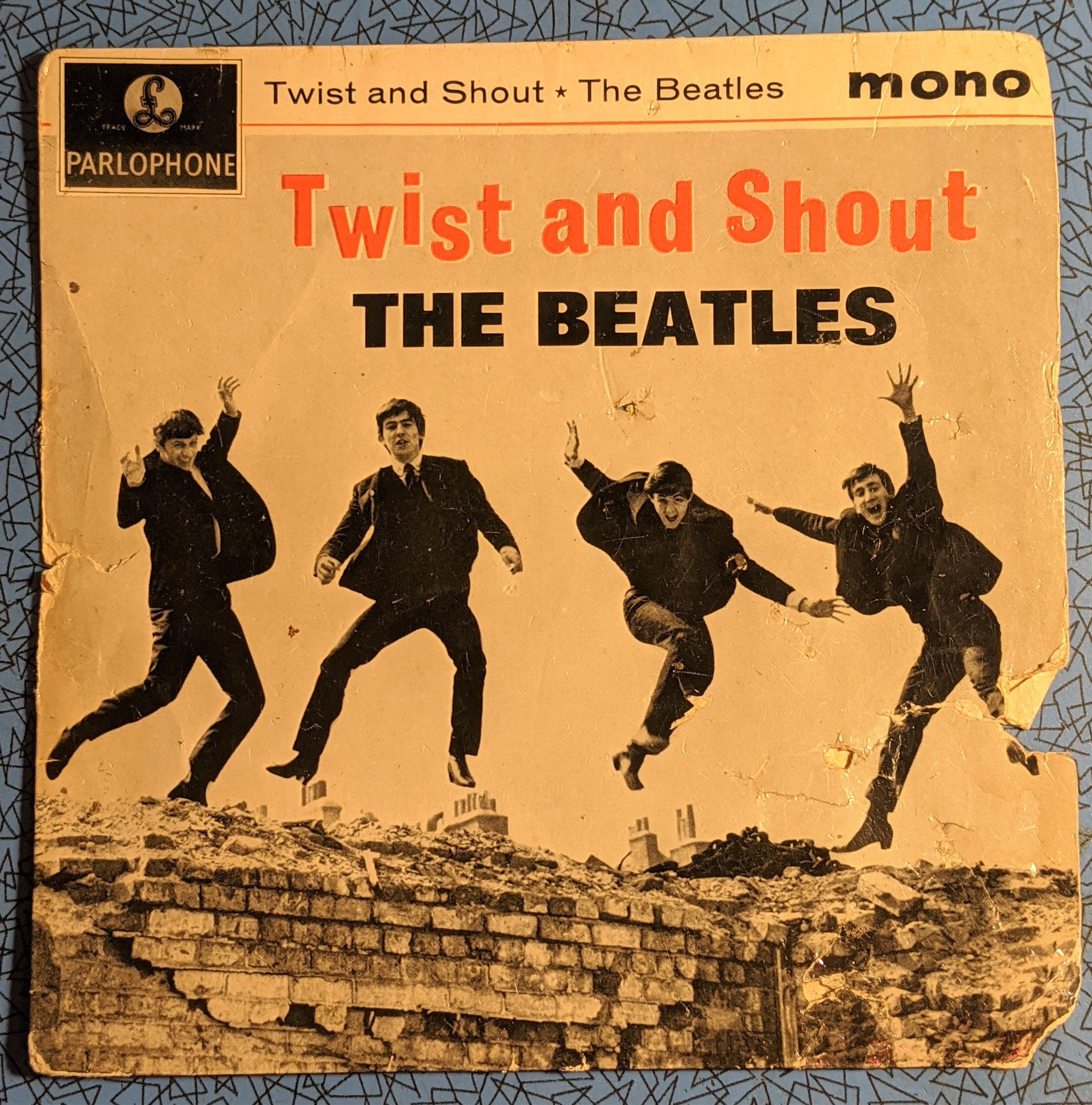 Twist and Shout Front EP
