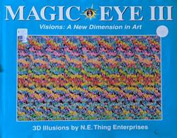 Magic Eye 3 Book