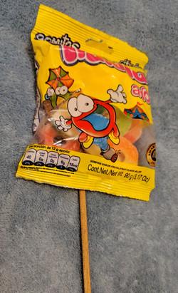 Bag On A Stick