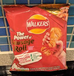 Walkers Sausage Roll