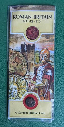 Roman Coin 1