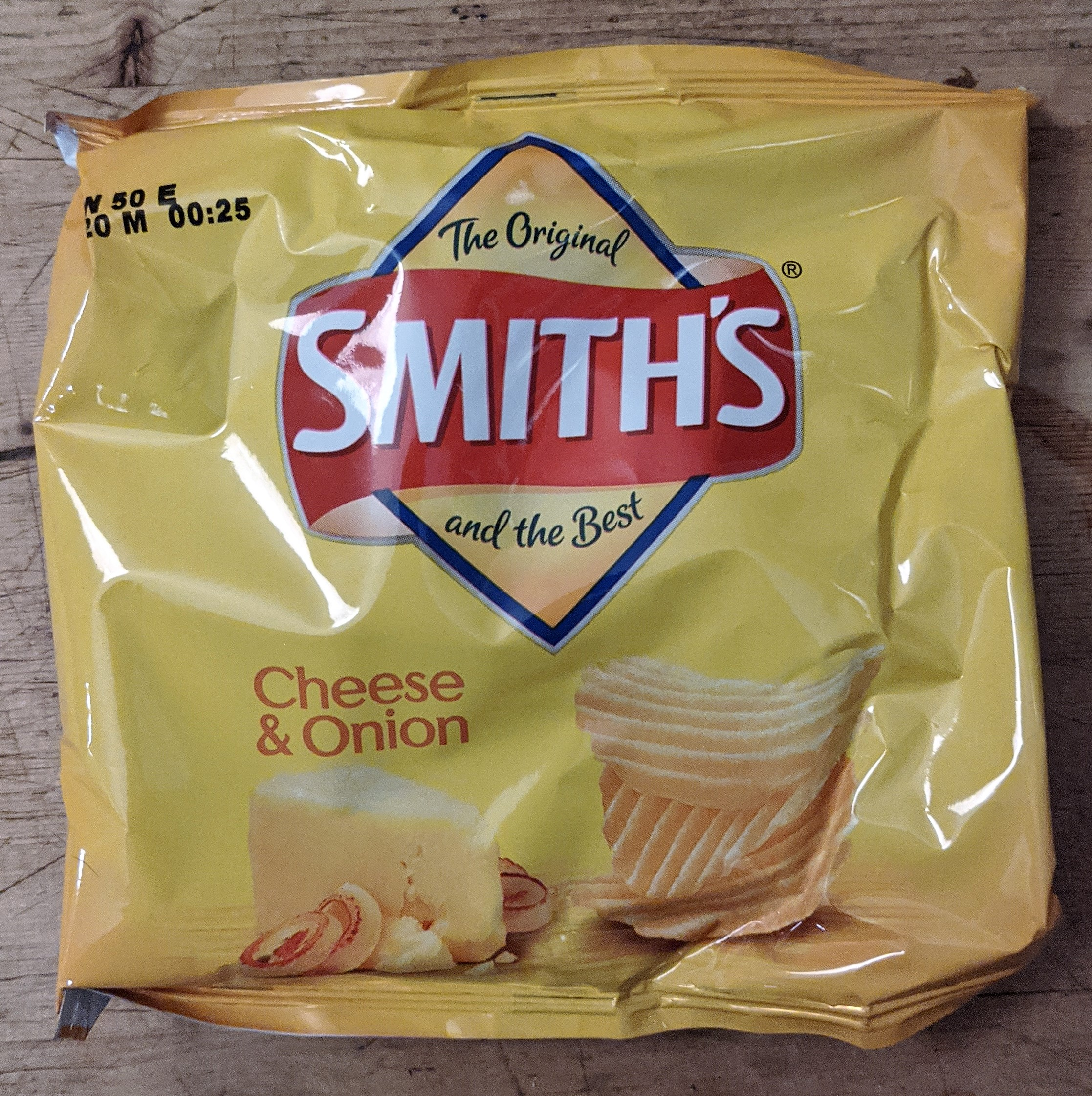 Smiths Cheese