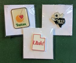 American Pin Badges