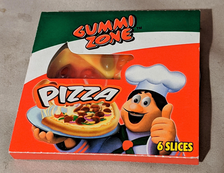 Pizza Gummi