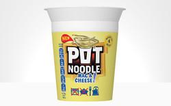 Pot Noodle Mac N Cheese#
