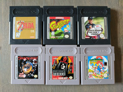 Game Boy Games 02