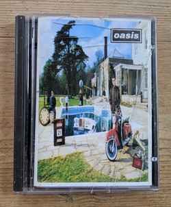 Be Here Now MiniDisk