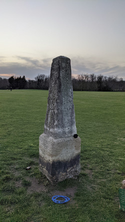 The Aerobee and the Obelisk